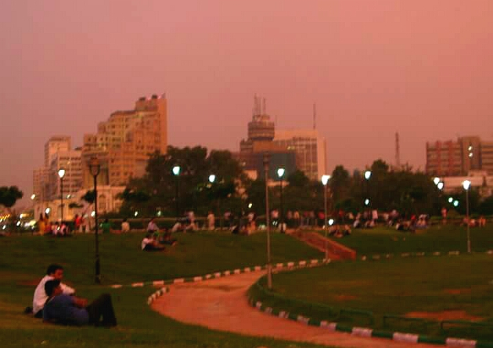 Connaught place, inner circle